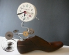 pantofar ceas birou