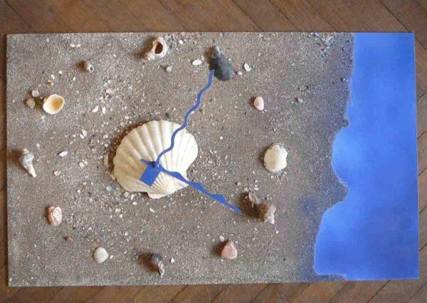ceas de perete amintiri de la mare