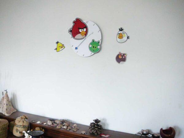 angry birds ceas decor
