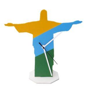 Iisus de la Rio, ceas international