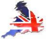 marea britanie ceas perete