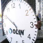Ceas de dimensiuni mari Olin 3