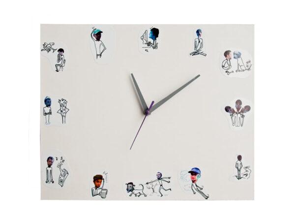 ceas cu activitati din poze