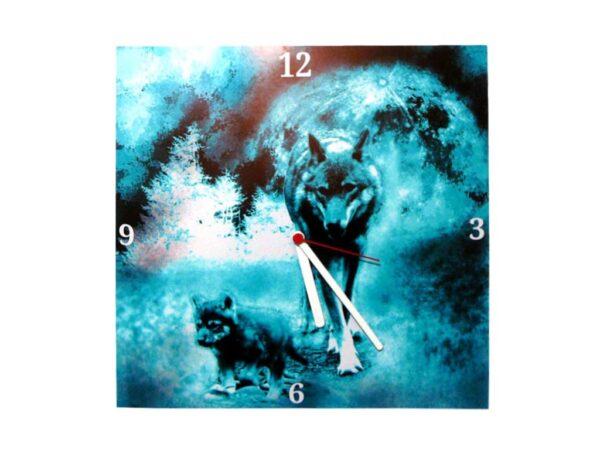 ceas cu lupi