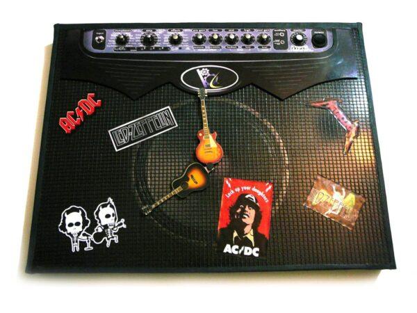 ceas amplificator de chitara
