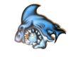 rechin albastru