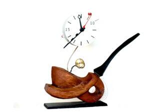 Ceas antiorar, Pipa timpului