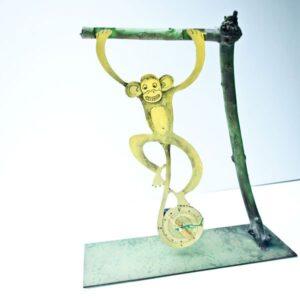 Maimuta cu ceas