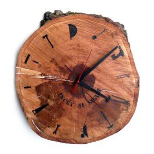 trunchi lemn