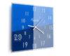 AGER ceas perete sticla