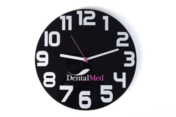 Ceas de perete DentalMed vedere fata