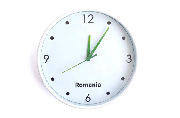 centric ceas de perete 25 cm romania