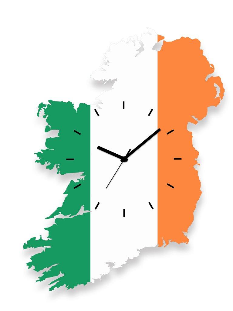 ceas de perete irlandez