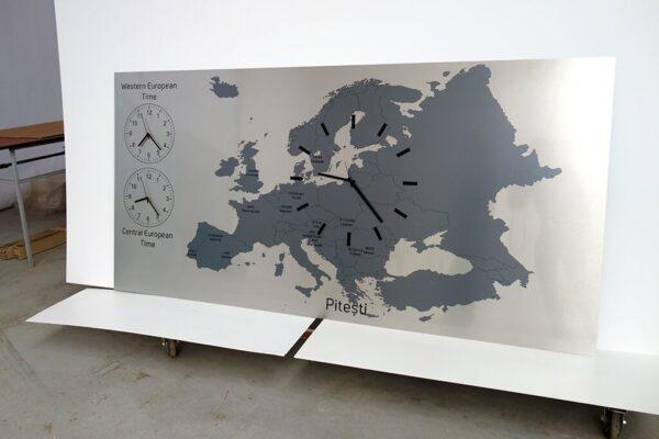 European time vedere dreapta