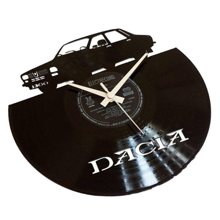 Dacia 1300 ceas de perete