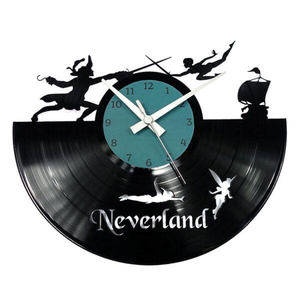 Peter Pan ceas de perete