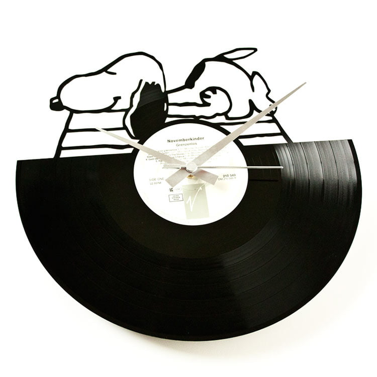 Snoopy pe vinil 1