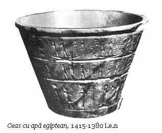 Istoria ceasului. Ceas cu apa vechi