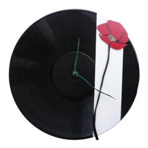 ceas cu mac negru