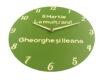 ceas verde fosforescent vedere jos