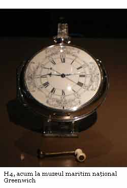 Istoria ceasului. H4 John Harrison