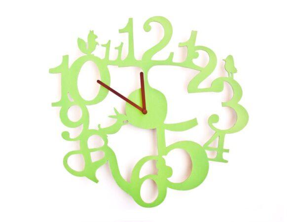 ceas elegant verde