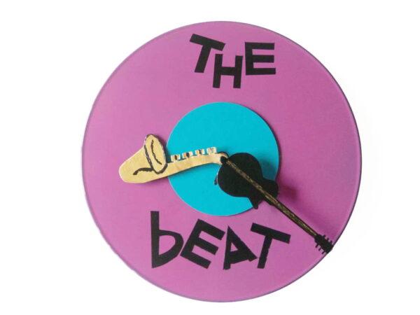 the beat ceas de perete