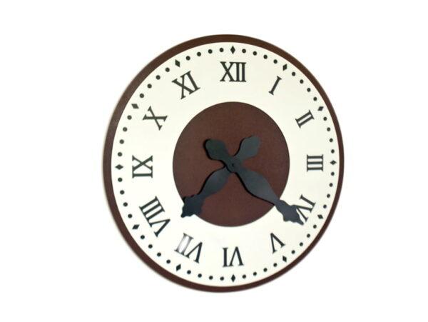 ceas acronique fundal alb