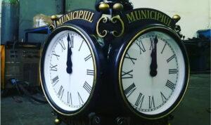 ceas cu mecanism GPS