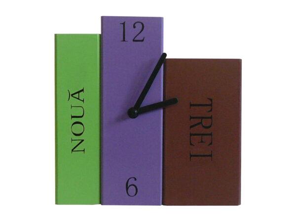 ceas de birou carti