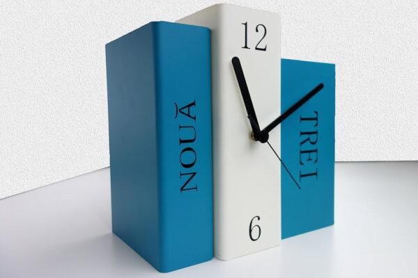ceas de masa carti