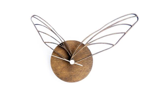 ceas lemn nuc