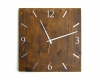 ceas modern lemn