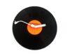 ceas muzica portocaliu