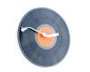 ceas muzica portocaliu vedere stanga