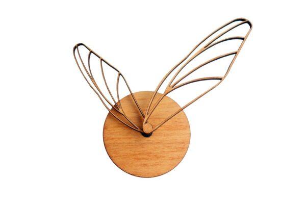 cedru lemn aripi