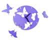 fluturi mov