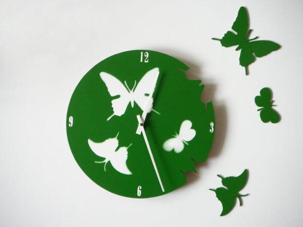 fluturi verzi