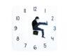 fuga de timp ceas de perete