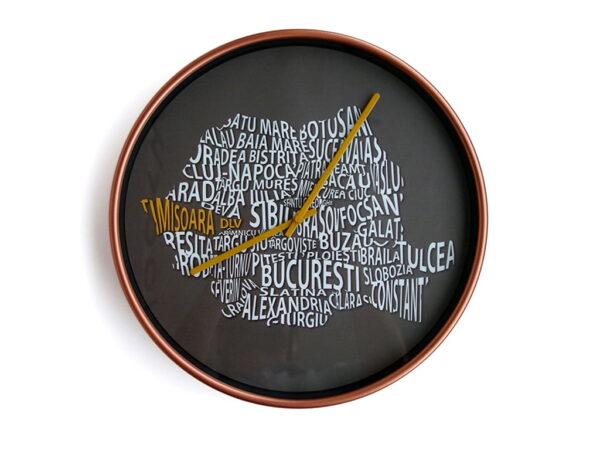 timisoara ceas perete