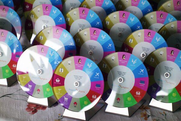 ceasuri de masa personalizate