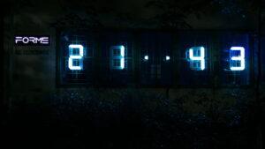 ceas digital Metrom O Clock