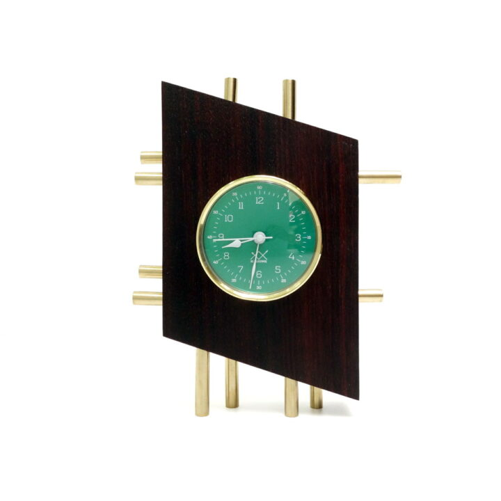 OЯRO III ceas verde vertical de masă
