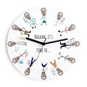 Ceasul lui Bogdan