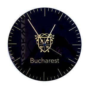 Ceas perete Receptie Spa Bucuresti
