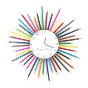 Ceasul copilariei personalizat