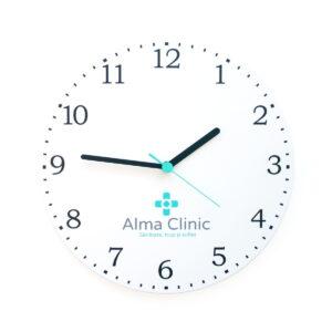 alma clinic ceas perete spitale