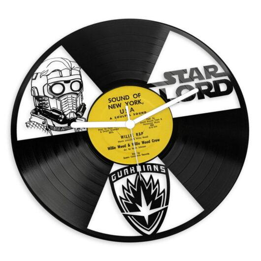starlord ceas perete disc vinil