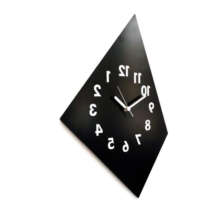 ceas perete rotatie inversa YKNUF