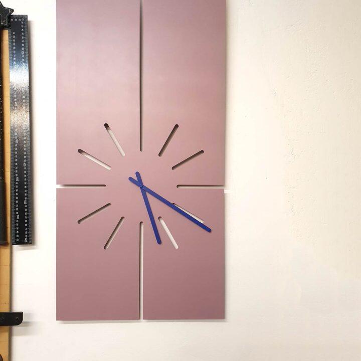 Never-ending clock